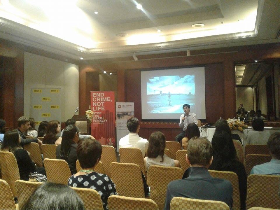 Asia Centre Facilitates Focus On Life Discussion