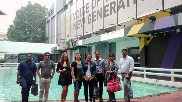 Asia Centre's Media and Communication Workshop