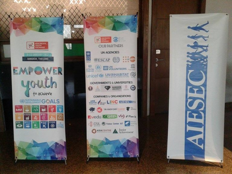 Asia Centre at the Asia Pacific Youth Exchange Career Fair 2017