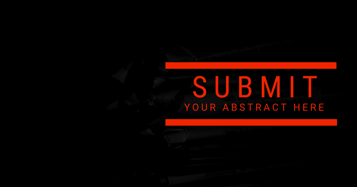 Submit your abstract here