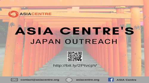 Asia Centre's Japan Outreach