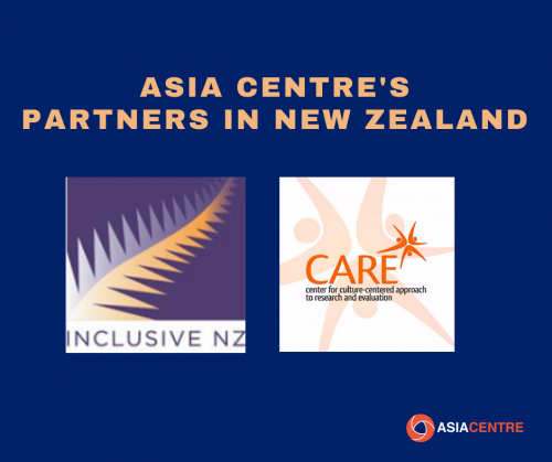 Asia Centre Develops Partnerships in New Zealand