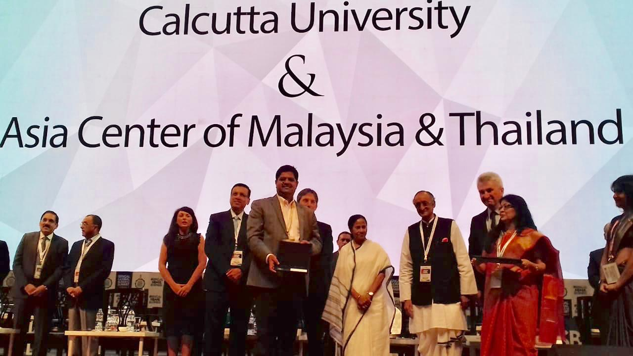 ASIA Centre inks MOU with Calcutta University