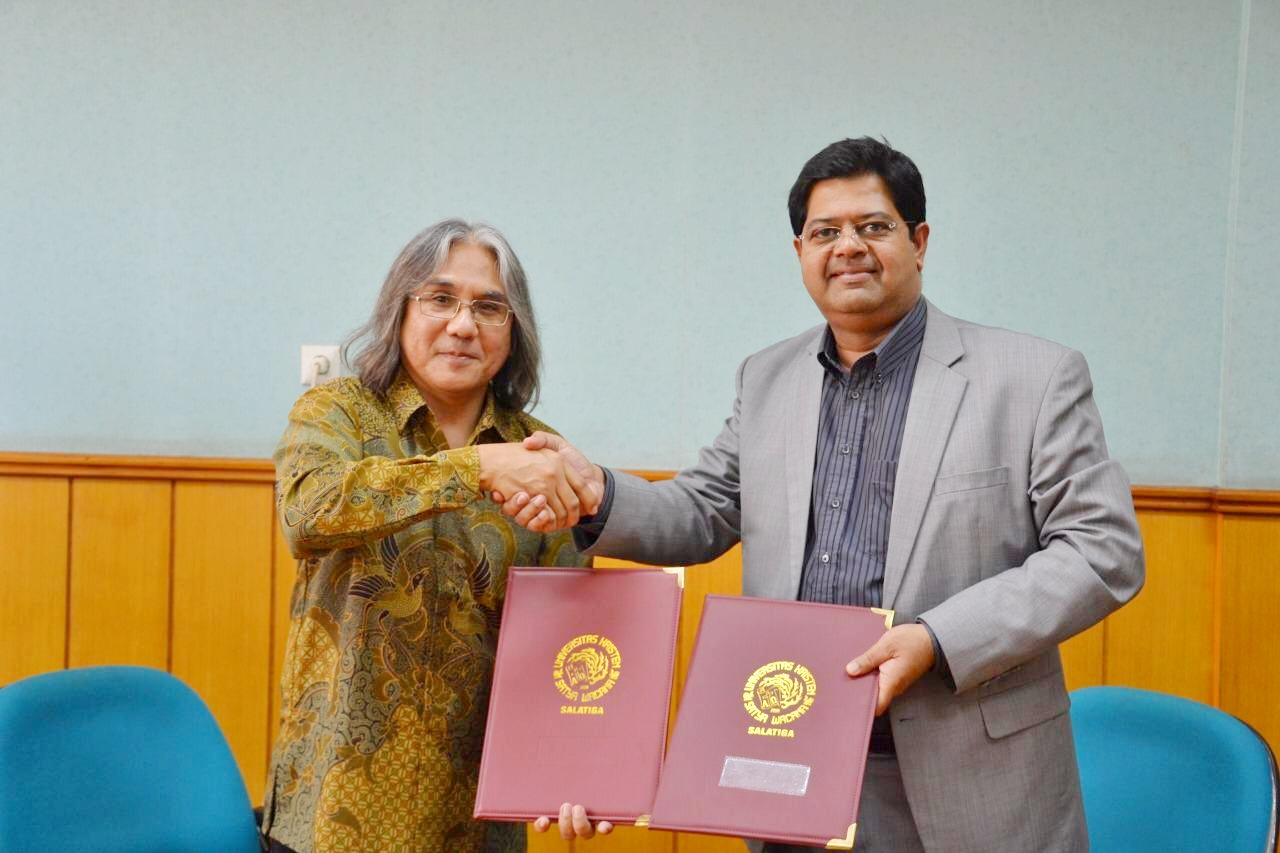 Asia Centre seals MOU with Indonesia's Satya Wacana Christian University