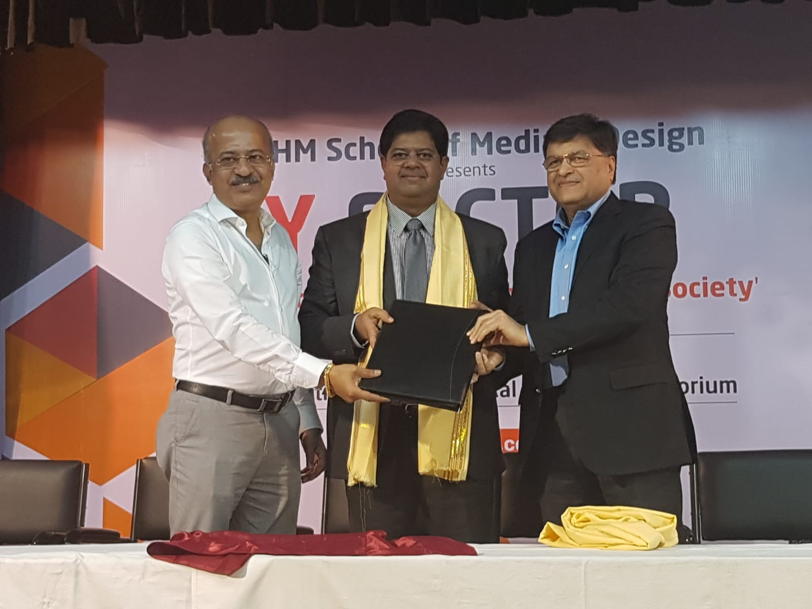 Asia Centre signs MOU with NSHM Knowledge Campus in Kolkata