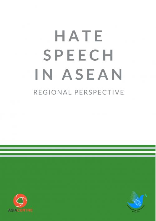 Hate Speech in ASEAN