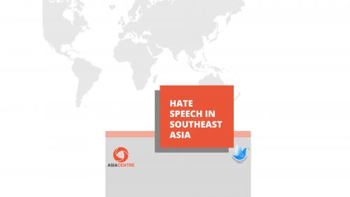 Hate Speech in Southeast Asia