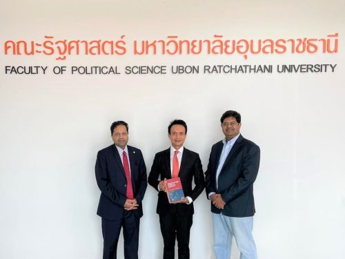 Read more about the article Asia Centre Connects with Human Rights in Ubon Ratchathani