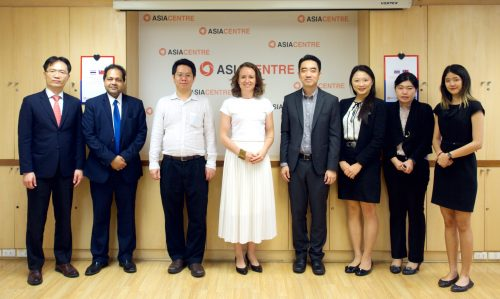 "Asia Centre Convenes ""Infodemic"" Discussion"