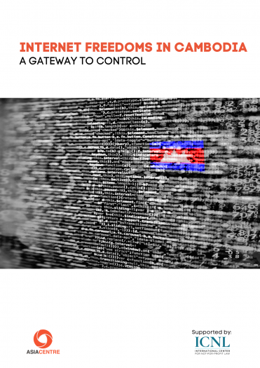 Internet Freedoms in Cambodia: A Gateway to Control