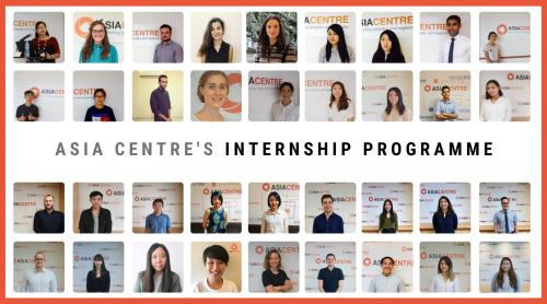 Asia Centre's Internship Programme