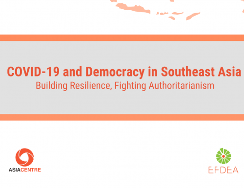 COVID-19 and Democracy in Southeast Asia