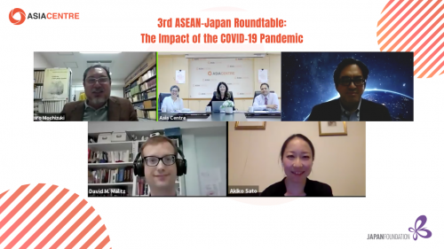 3rd ASEAN-Japan Roundtable: The Impact of the COVID-19 Pandemic